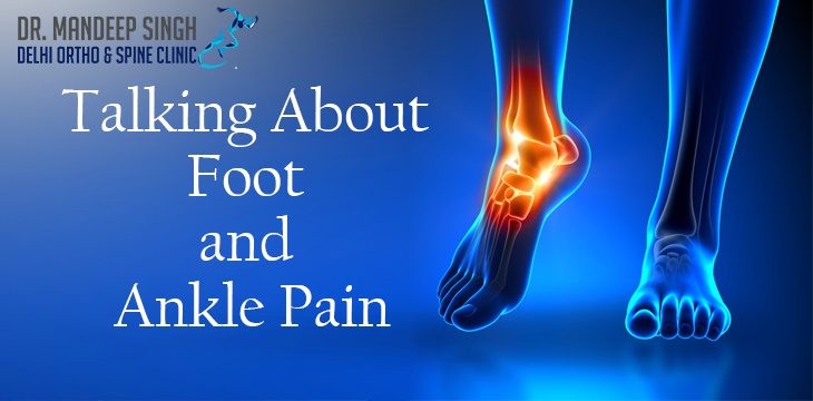 Talking About Foot And Ankle Pain
