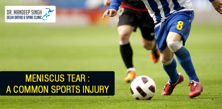 Meniscus Tear : A Common Sports Injury